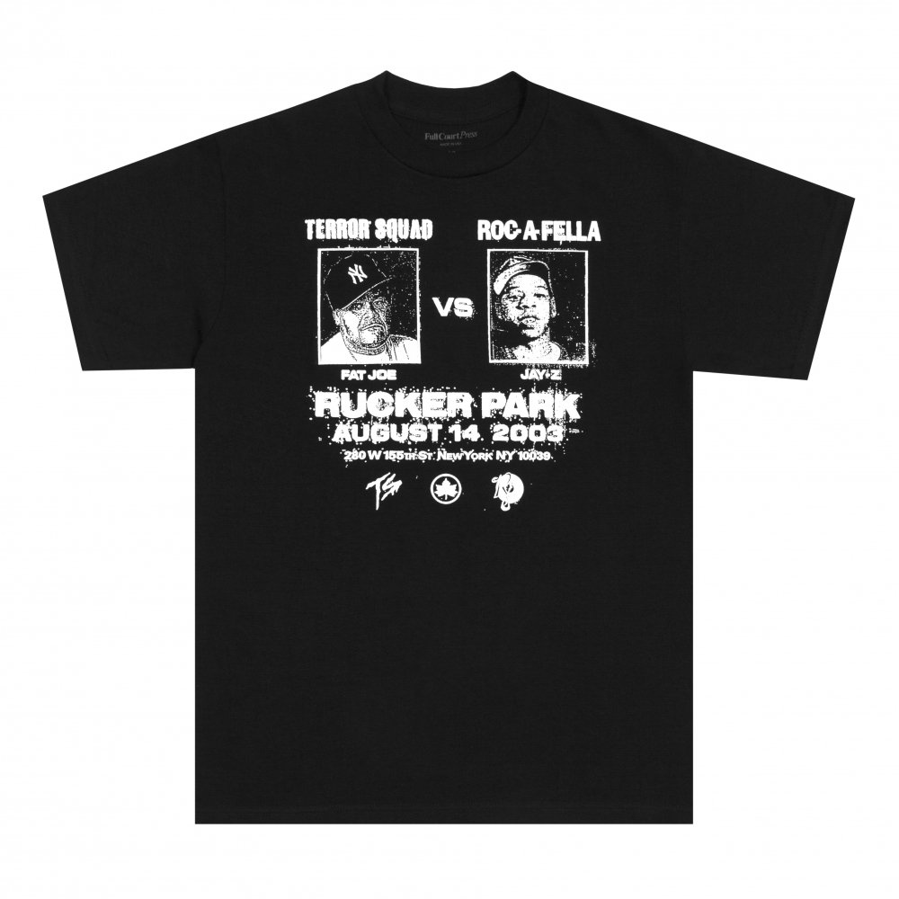 Full Court Press<br>Rucker Tee <br>