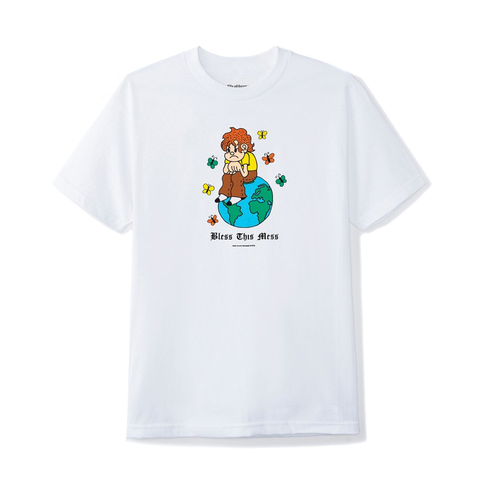 BUTTER GOODS<br>Bless This Mess Tee<br>