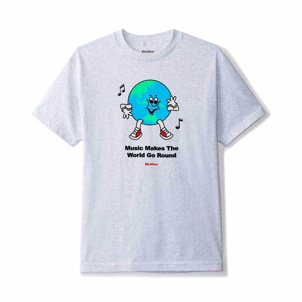 BUTTER GOODS<br>GO ROUND TEE<br>