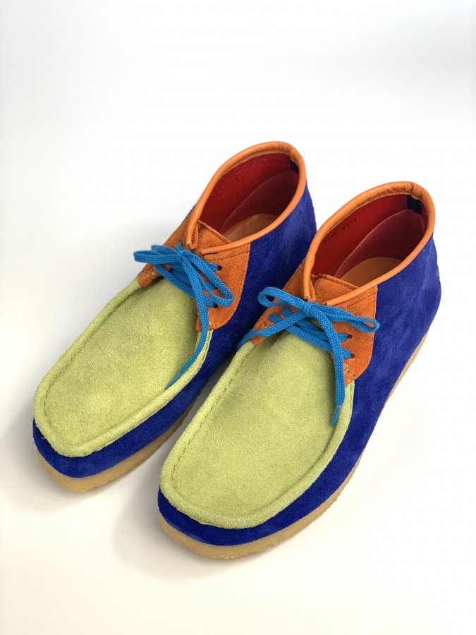 DIVINITIES×STOCK NO:×APPLE BUTTER STORE<br>MOCCASIN SHOES<br>