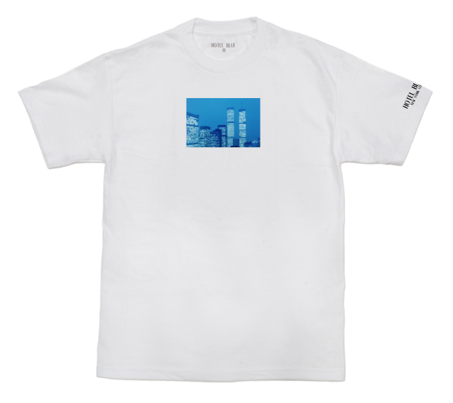 HOTEL BLUE<br>SIRENS TEE<br>