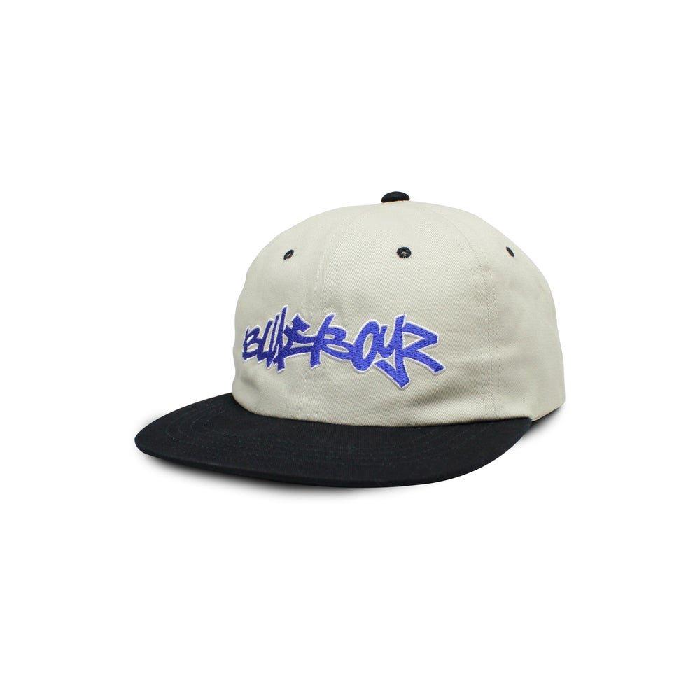 Blue Boyz Sports Club<br>UC Two Tone Snapback Cap<br>