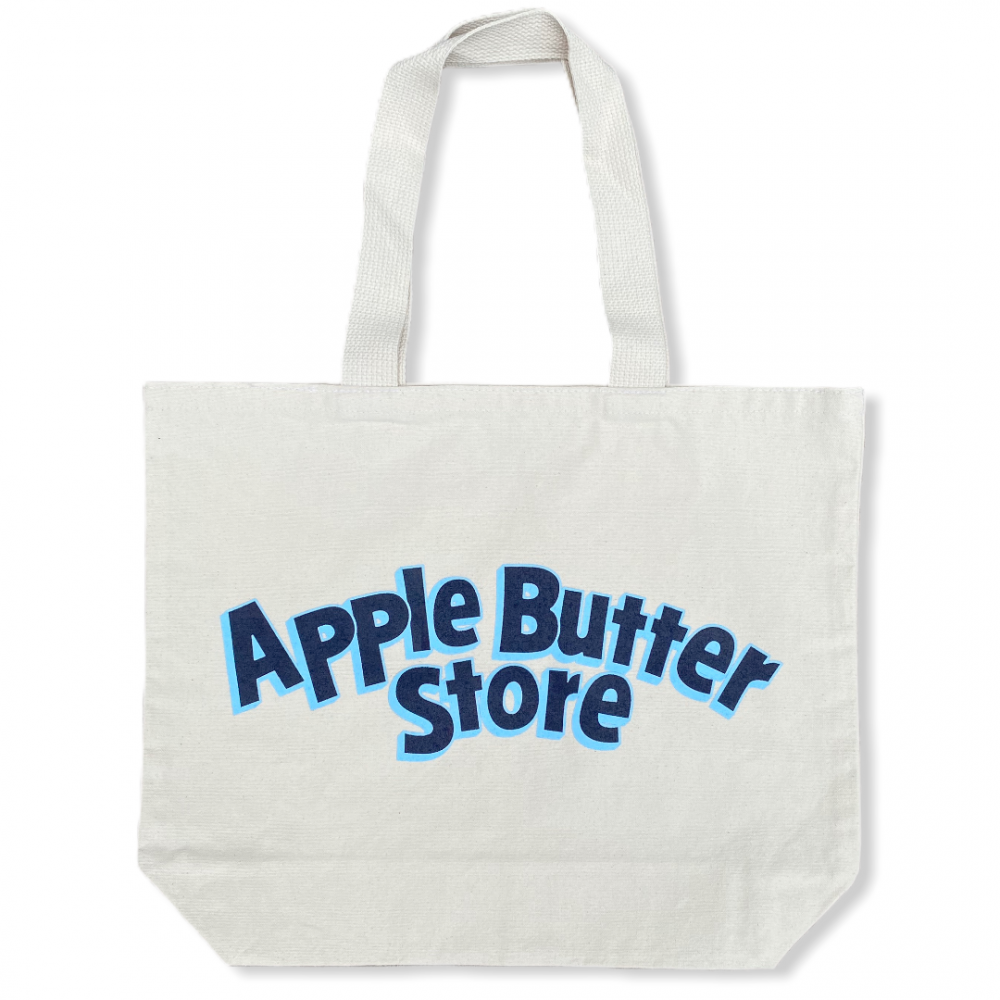 APPLE BUTTER STORE<br>APPLE KRISPIES Tote Bag<br>