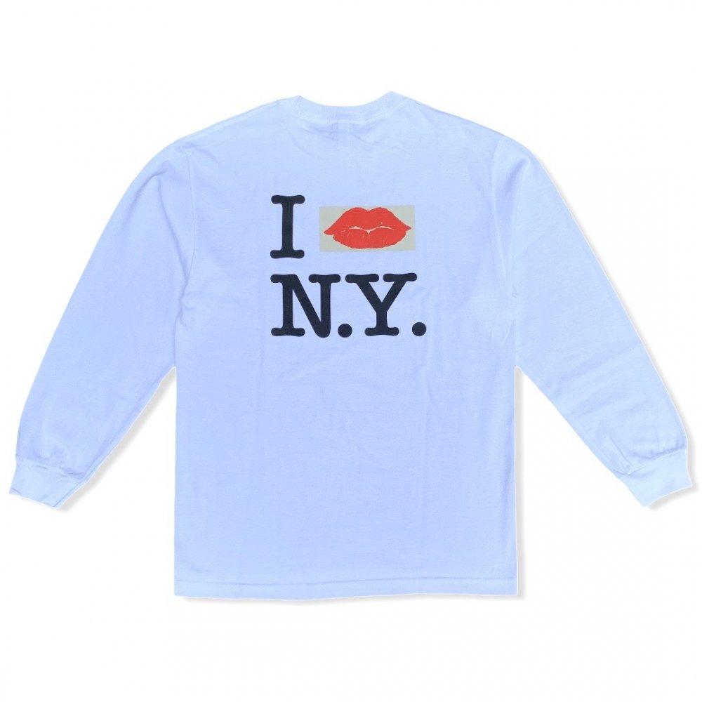 BLANKMAG<br>I KISS NY L/S TEE<br>