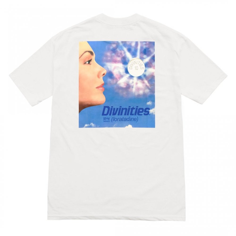 Divinities<br>Clear Tee<br>