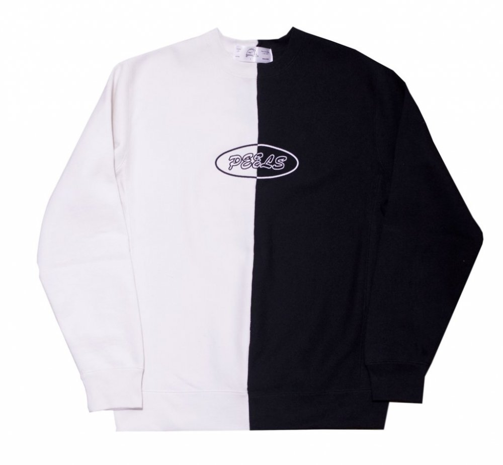 Peels<br>Two Tone Crew Neck<br>