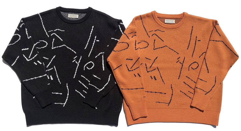 COMFORTABLE REASON<br>Automatism Knit<br>