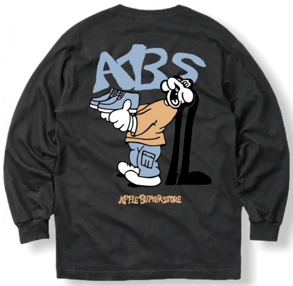 APPLE BUTTER STORE<br>FDABS L/S TEE<br>