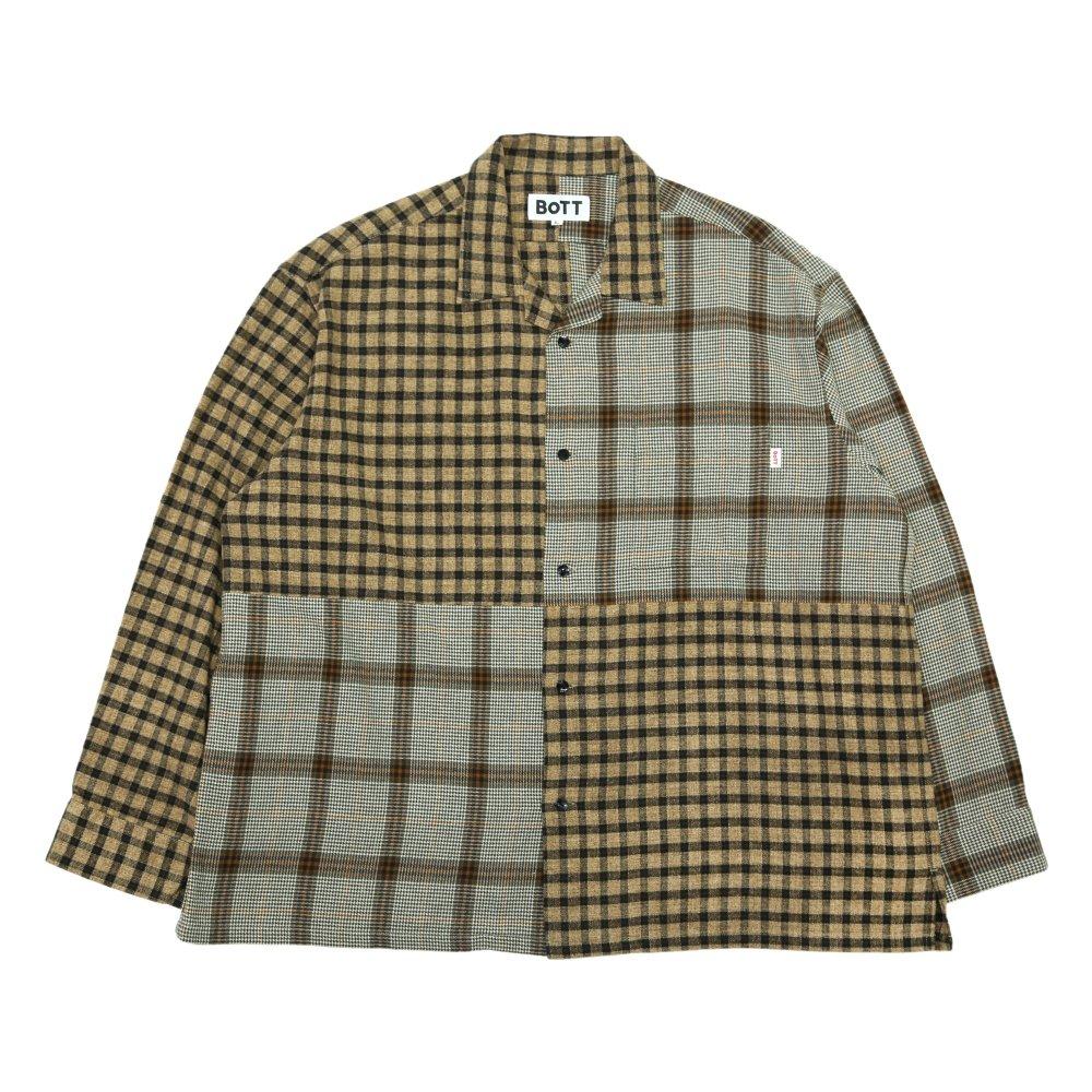 BoTT<br>Box Flannel Shirt<br>