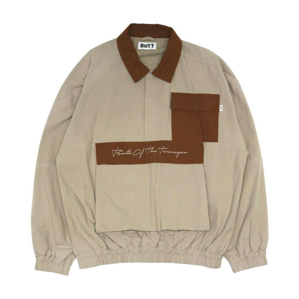 BoTT<br>Pocket Pullover Jacket<br>