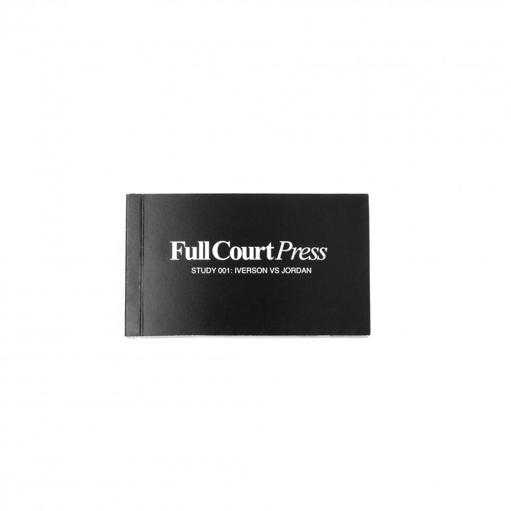 Full Court Press<br>Study 001: Iverson VS Jordan<br>