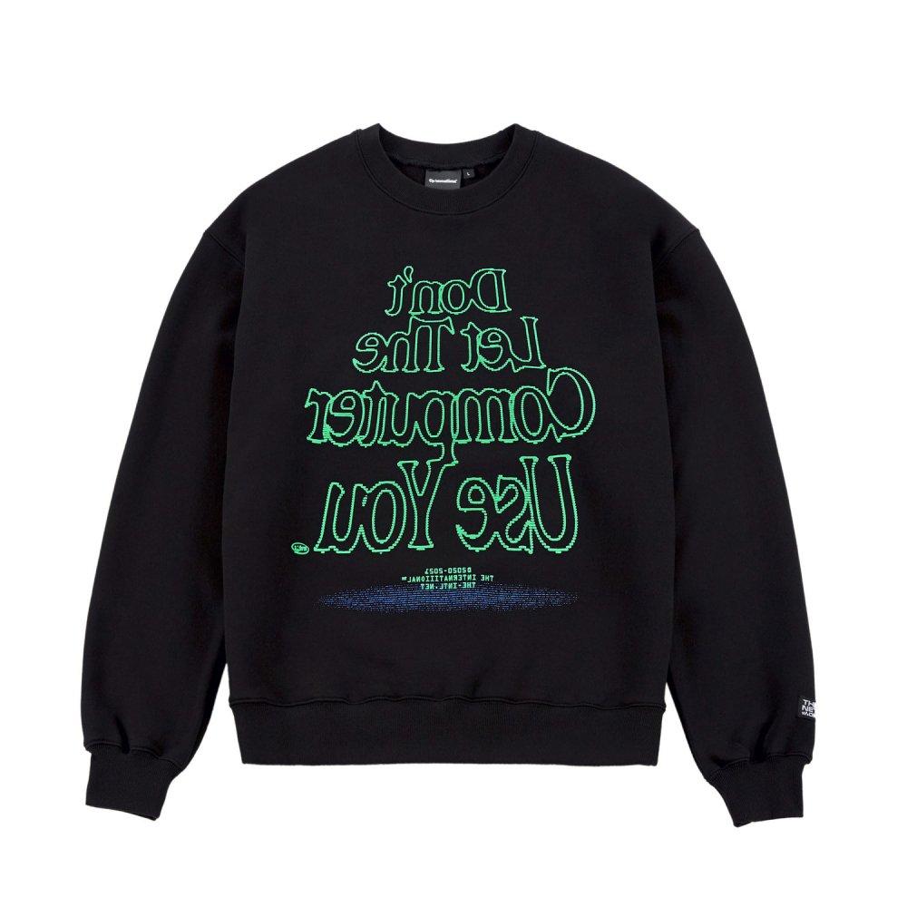 THE INTERNATiiiONAL<br>UTC Sweatshirt<br>