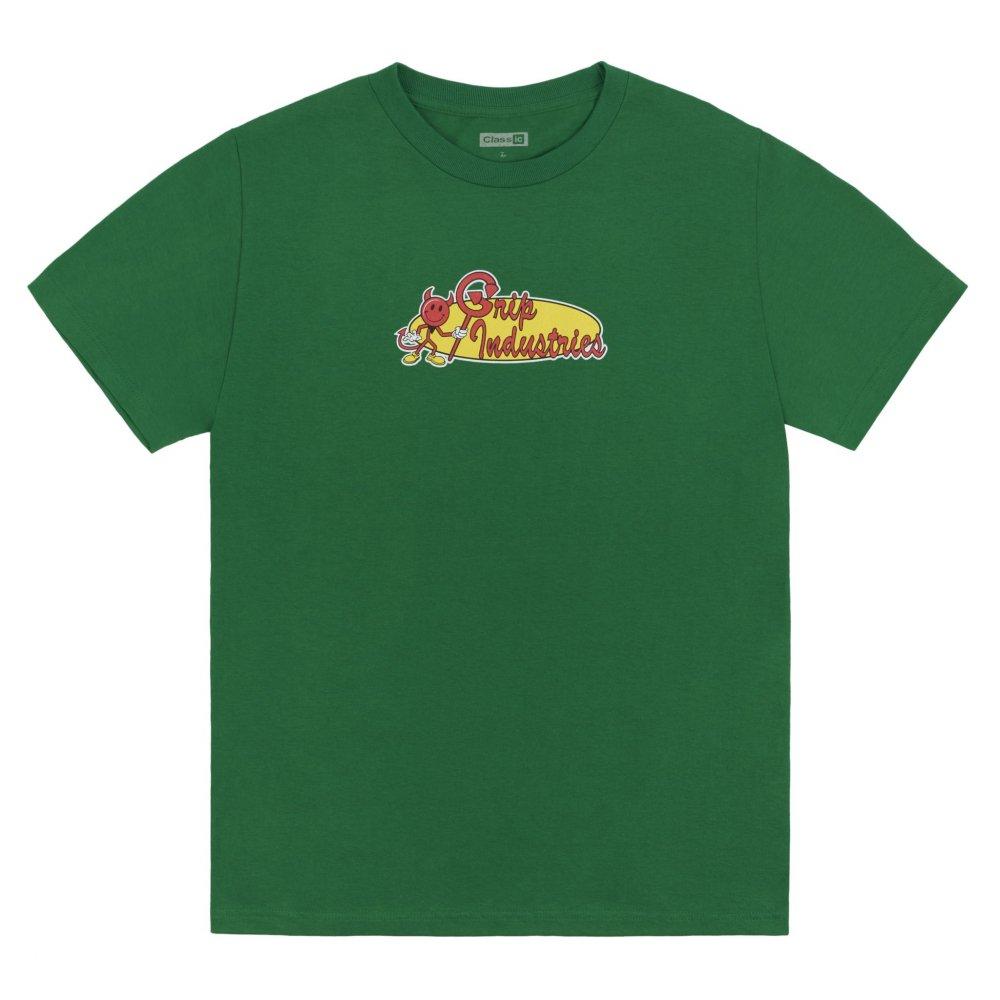 CLASSIC GRIP TAPE<br>Grip Industries T-Shirt<br>