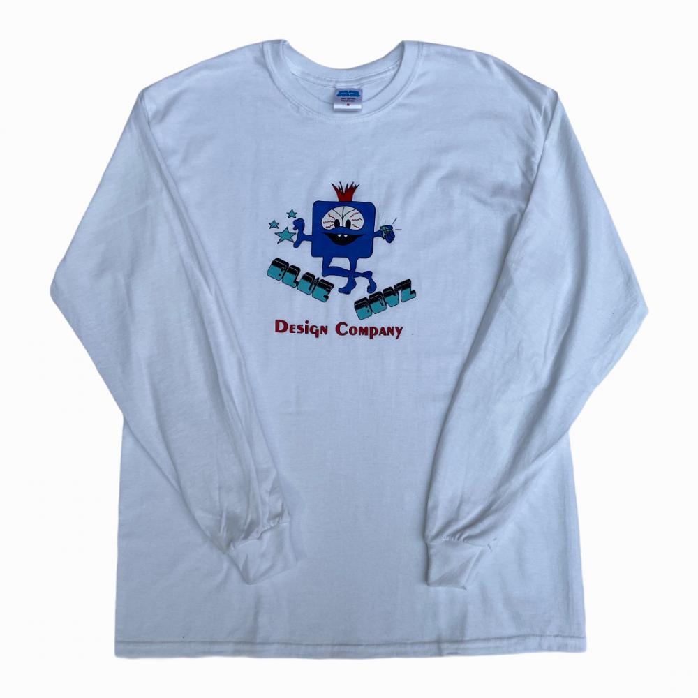 Blue Boyz Sports Club<br>Design Company L/S Tee<br>