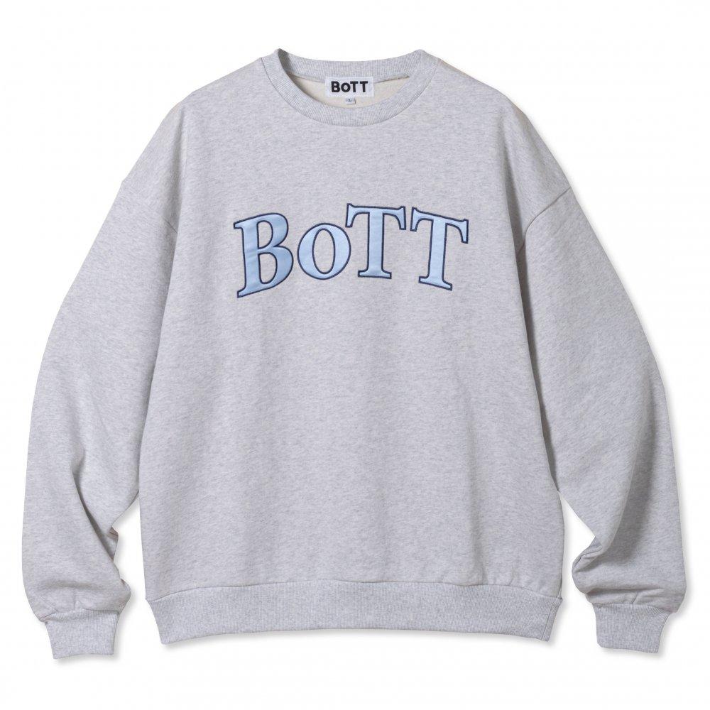 APPLE BUTTER STORE×BoTT<br>BoTT Exclusive OG Logo Crew Neck<br>