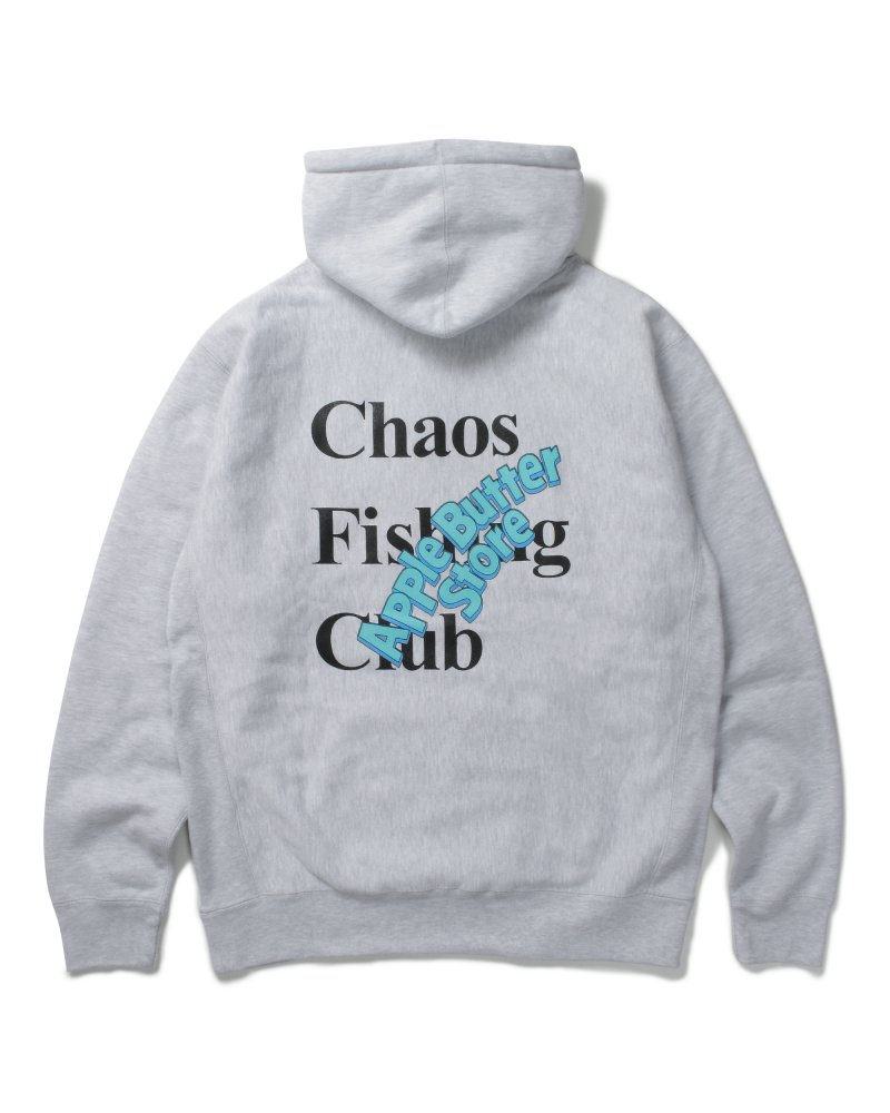 Chaos Fishing Club×APPLE BUTTER STORE<br>OG LOGO HOODIE<br>