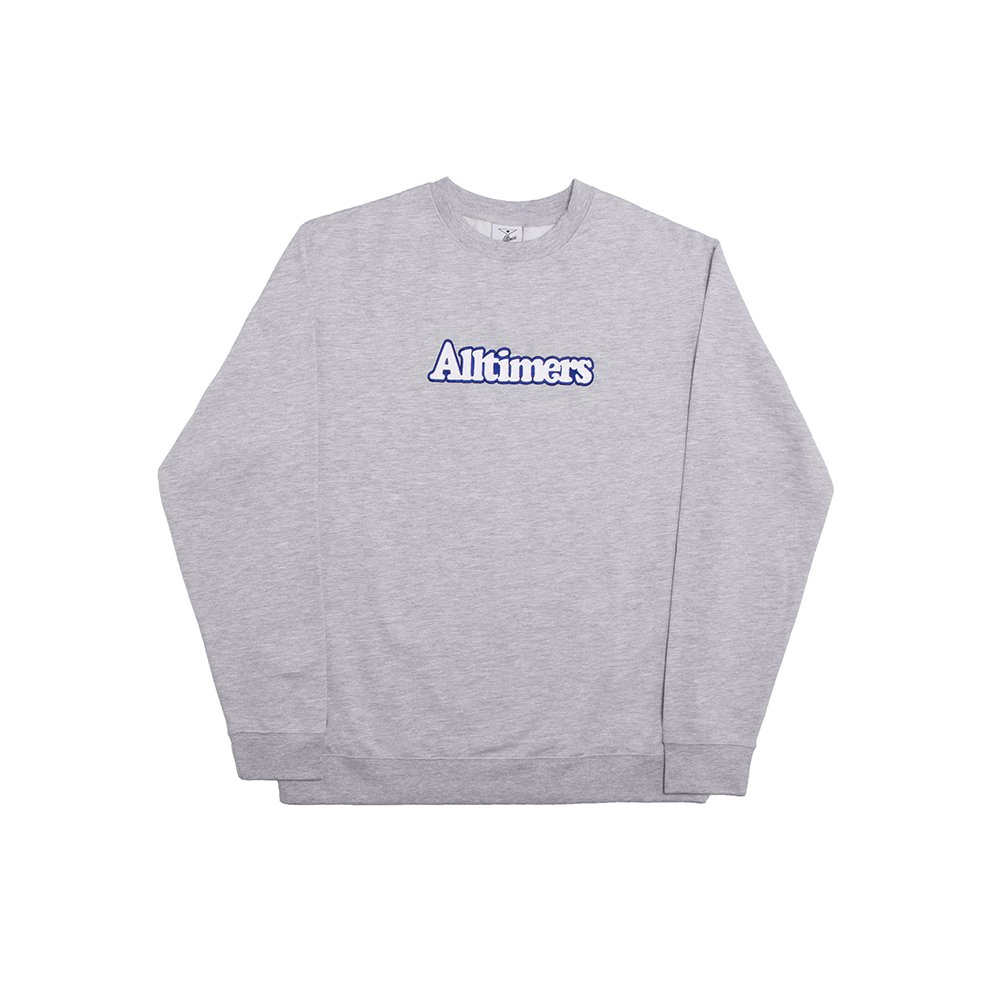 ALLTIMERS<br>BROADWAY EMBROIDERED CREW<br>