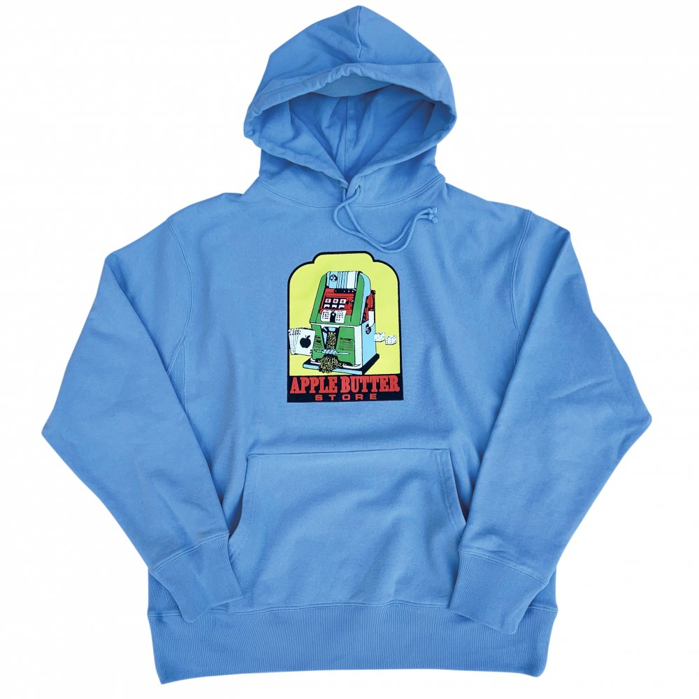 APPLE BUTTER STORE<br>SLOT HOODIE<br>