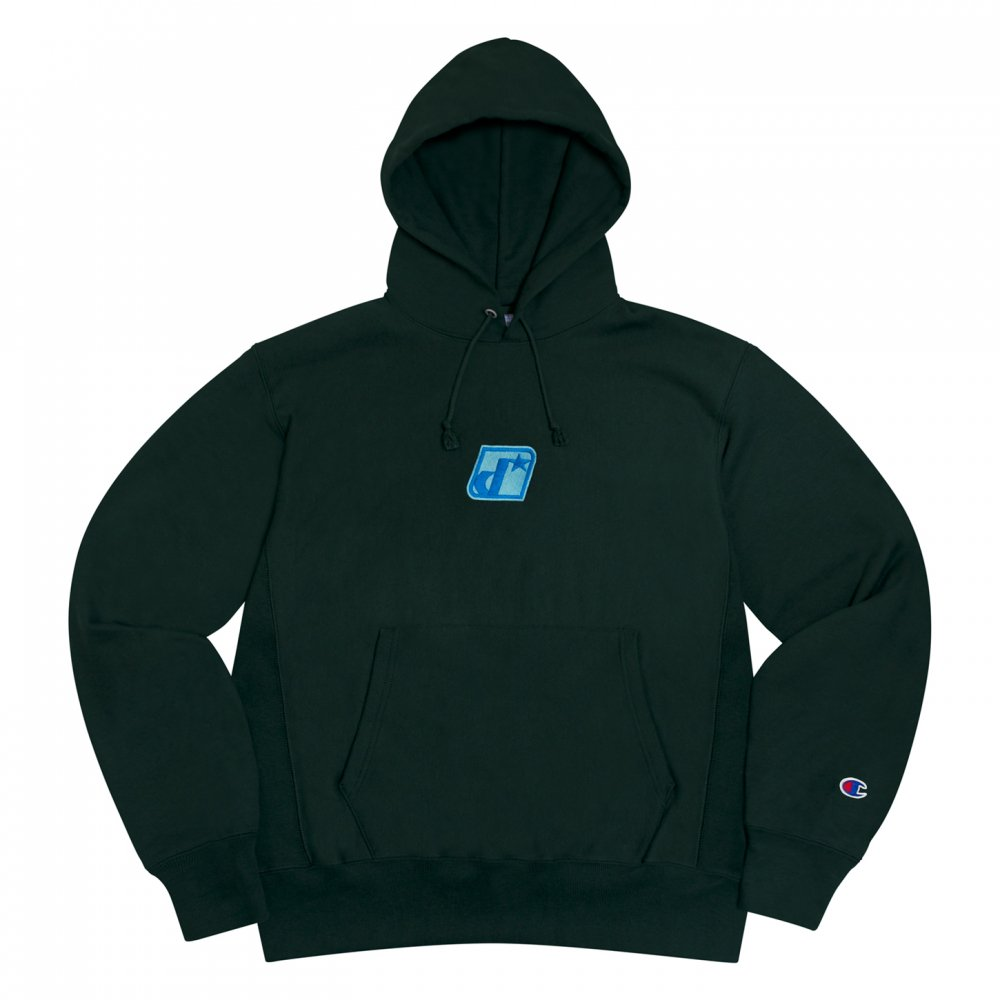 Divinities<br>Embroidered Star Logo Reverse Weave Pullover<br>