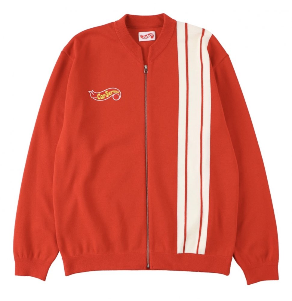 CarService<br>Racing Knit Jacket<br>