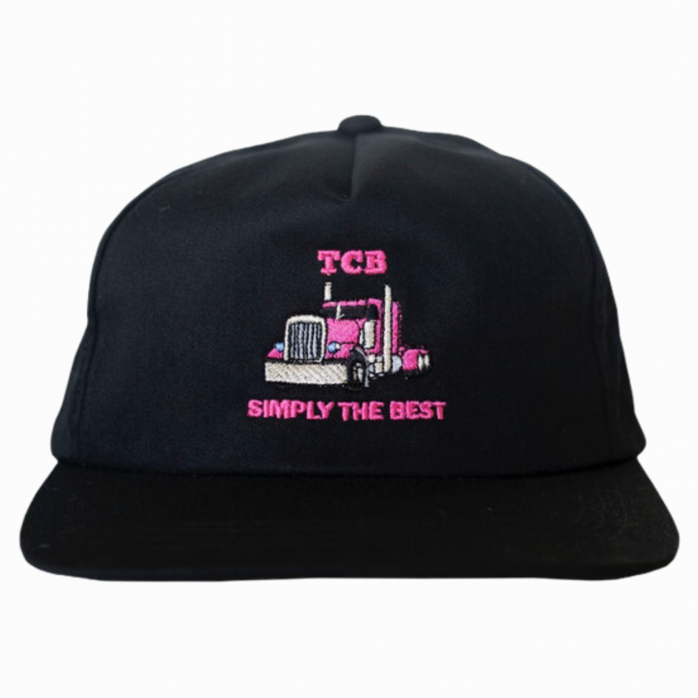 TALL CAN BOYZ<br>SIMPLY THE BEST SNAPBACK<br>