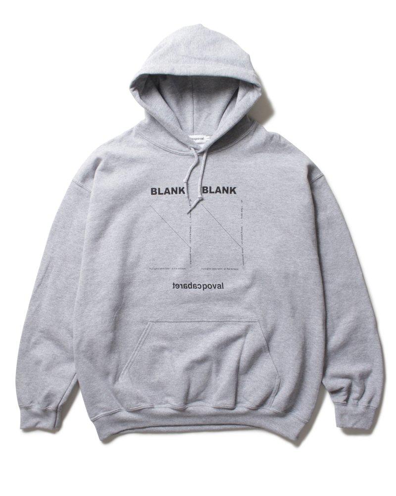 cabaret poval<br>Blank Hooded Sweatshirt<br>