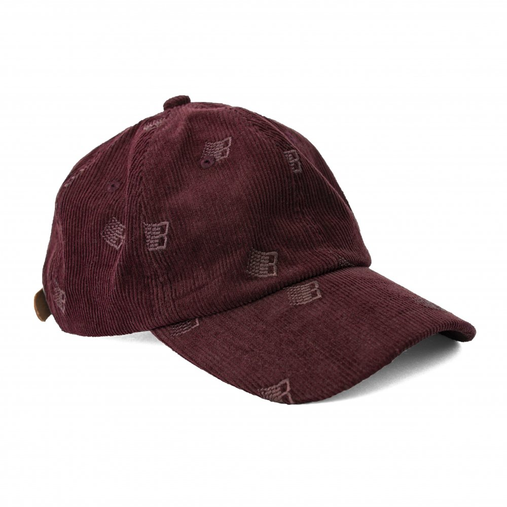 BRONZE56K<br>ALLOVER EMBROIDERED CAP<br>