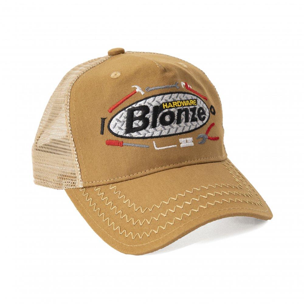 BRONZE56K<br>TOOL TIME TRUCKER HAT<br>