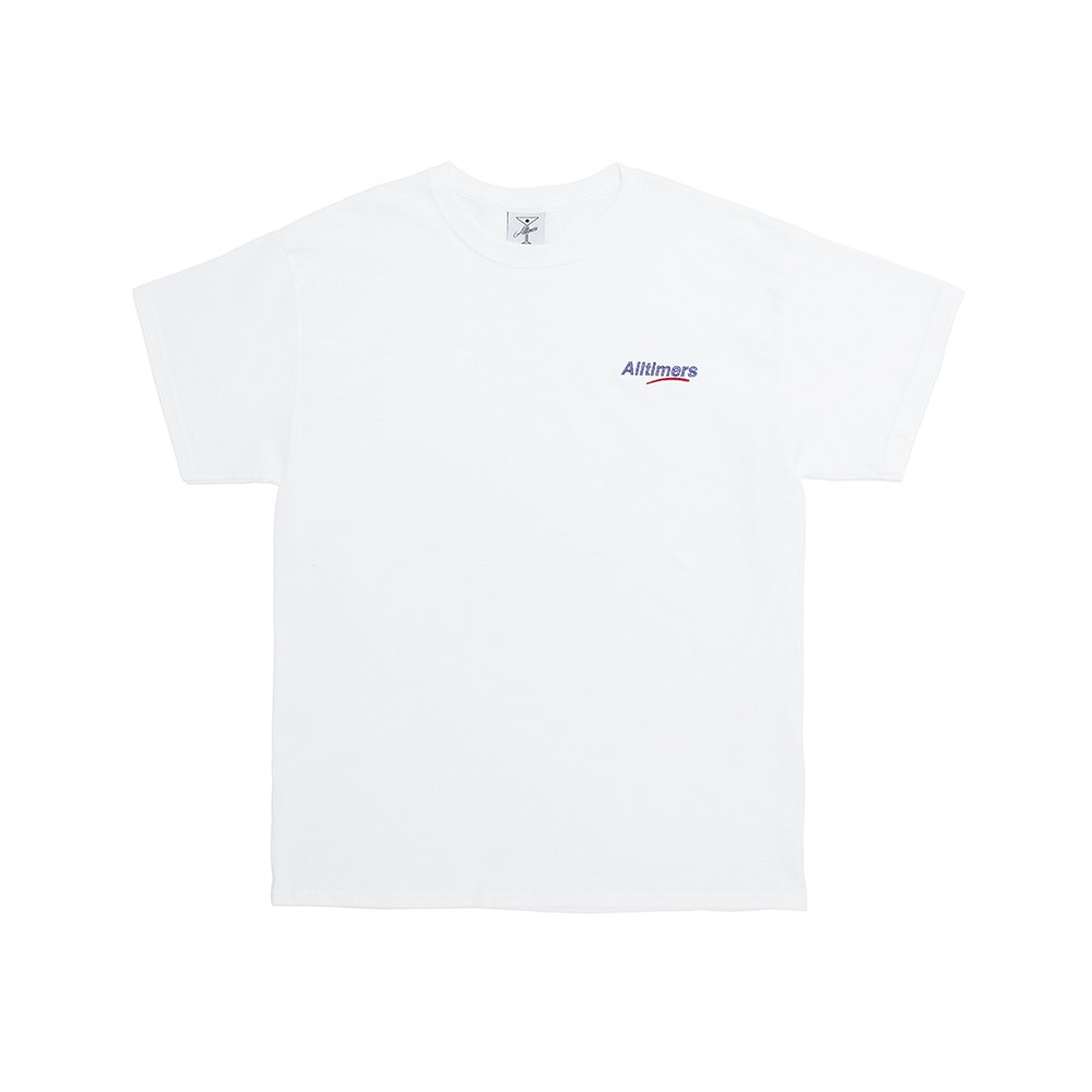 ALLTIMERS<br>ESTATE EMBROIDERED TEE<br>
