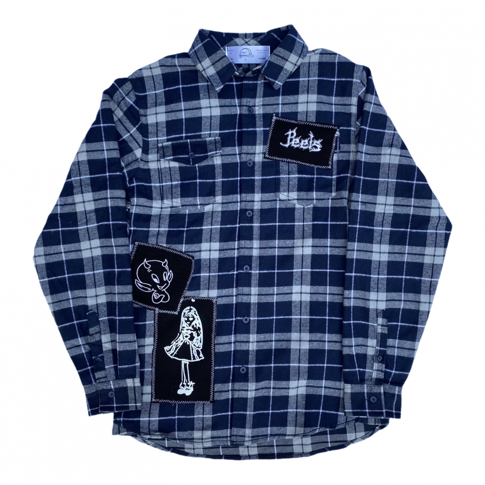 Peels<br>Patch Work Shirt<br>