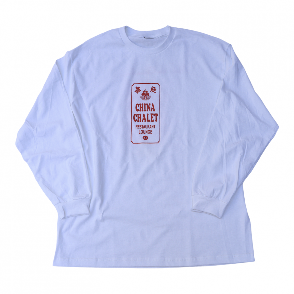 Peels<br>China Chalet L/S Tee<br>