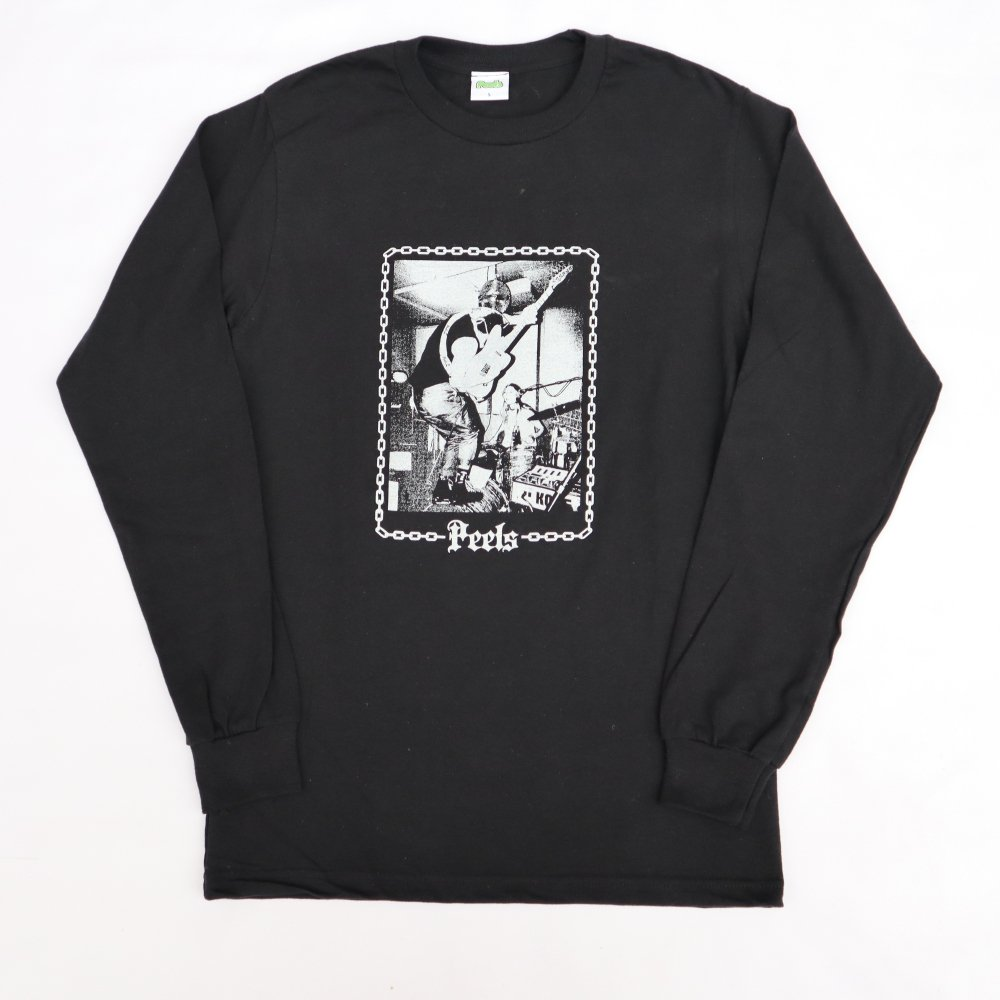 Peels<br>Band L/S Tee<br>