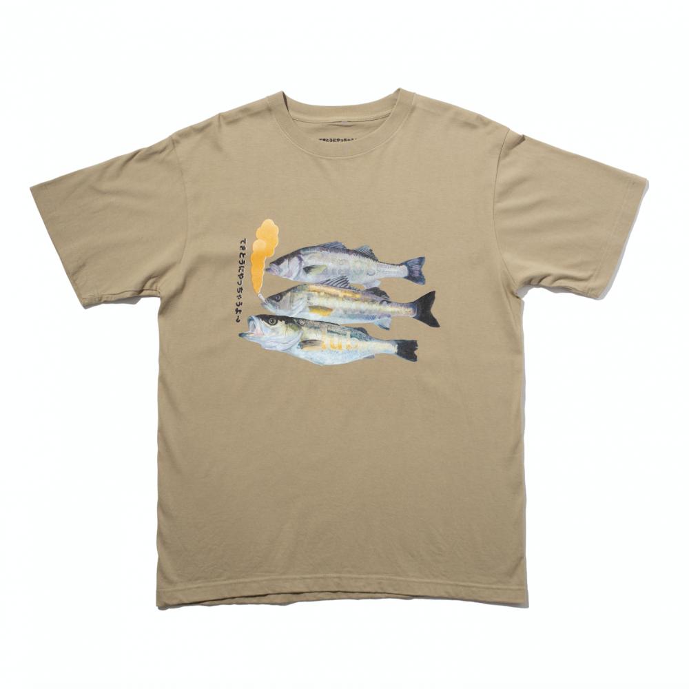 Chaos Fishing Club<br>SEABASSMORKIN<br>