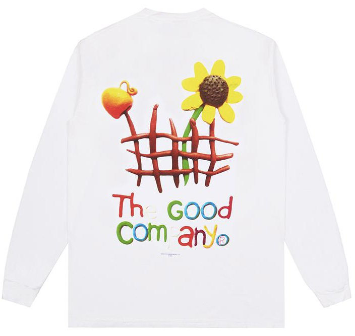 The Good Company<br>Backyard Longsleeve<br>