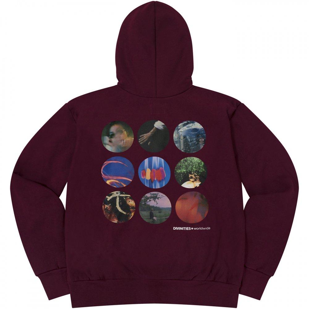 Divinities<br>Spots Zip-Up Hooded Sweatshirt<br>