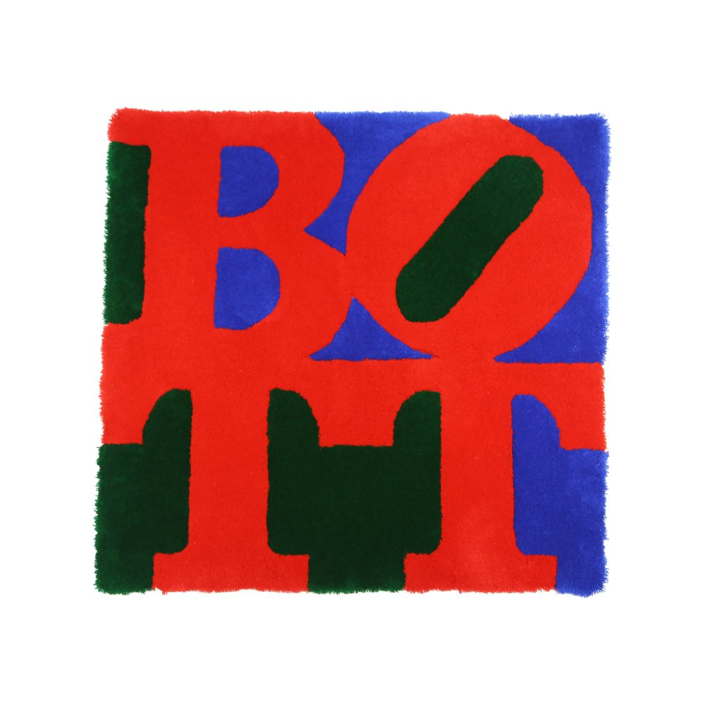 BoTT<br>Square Logo Rug mat<br>