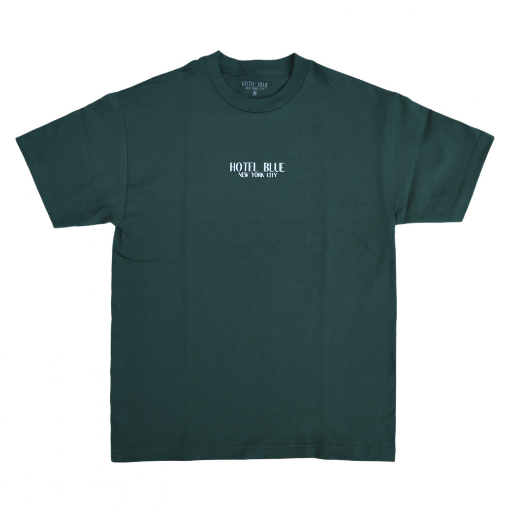 HOTEL BLUE<br>Logo S/S Tee<br>