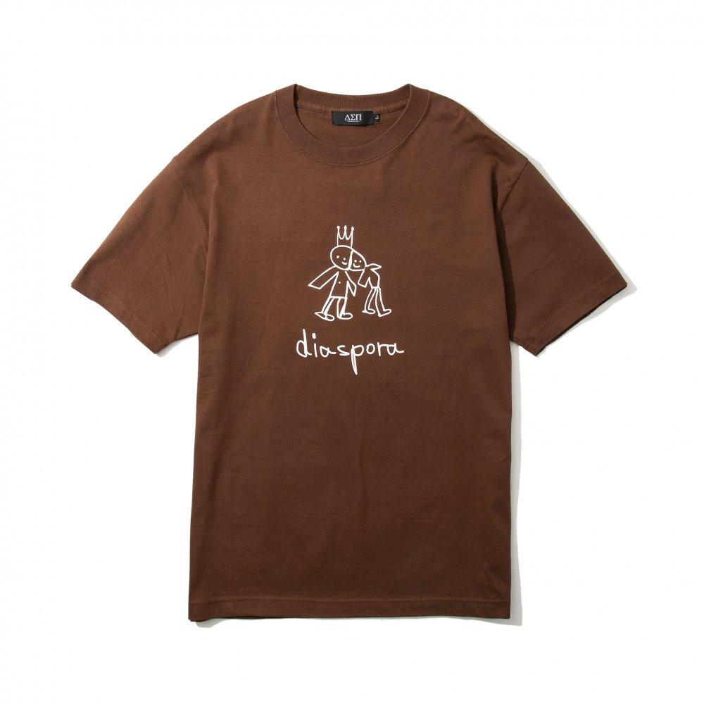 Diaspora skateboards<br>Prince Tee<br>