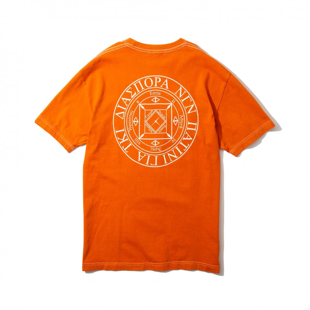 Diaspora skateboards<br>Dyed Magic Circle Tee<br>