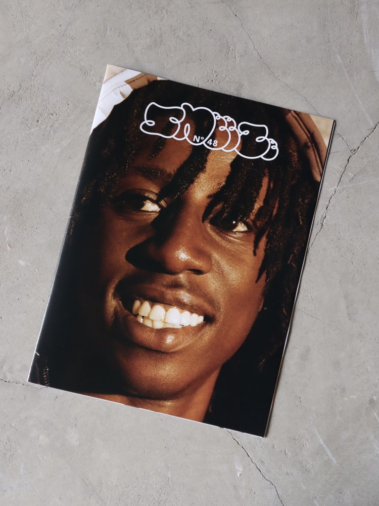 """SNEEZE MAGAZINE N°48<br>""""THE NO CAP ISSUE""""<br>"""
