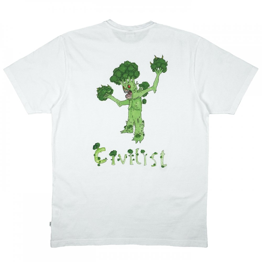 CIVILIST<br>Broccoli Tee<br>