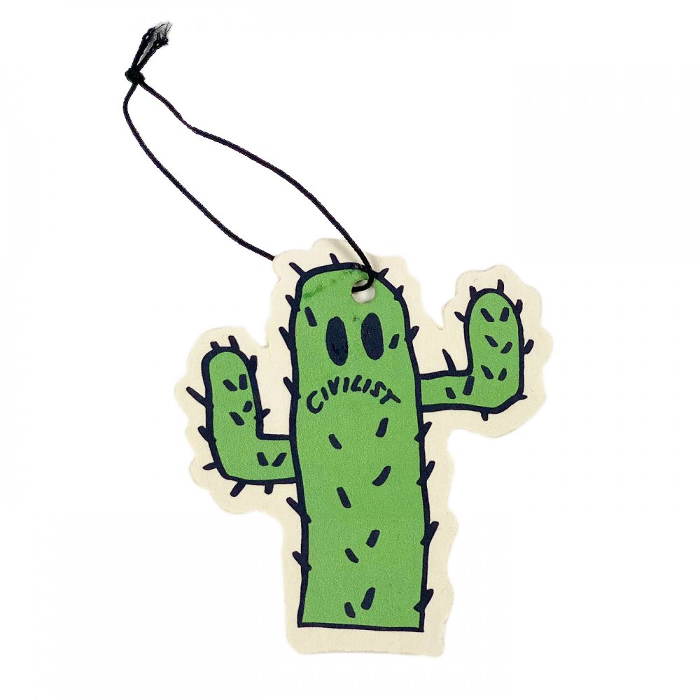 Civilist<br>Cactus Smiler Air Freshener <br>