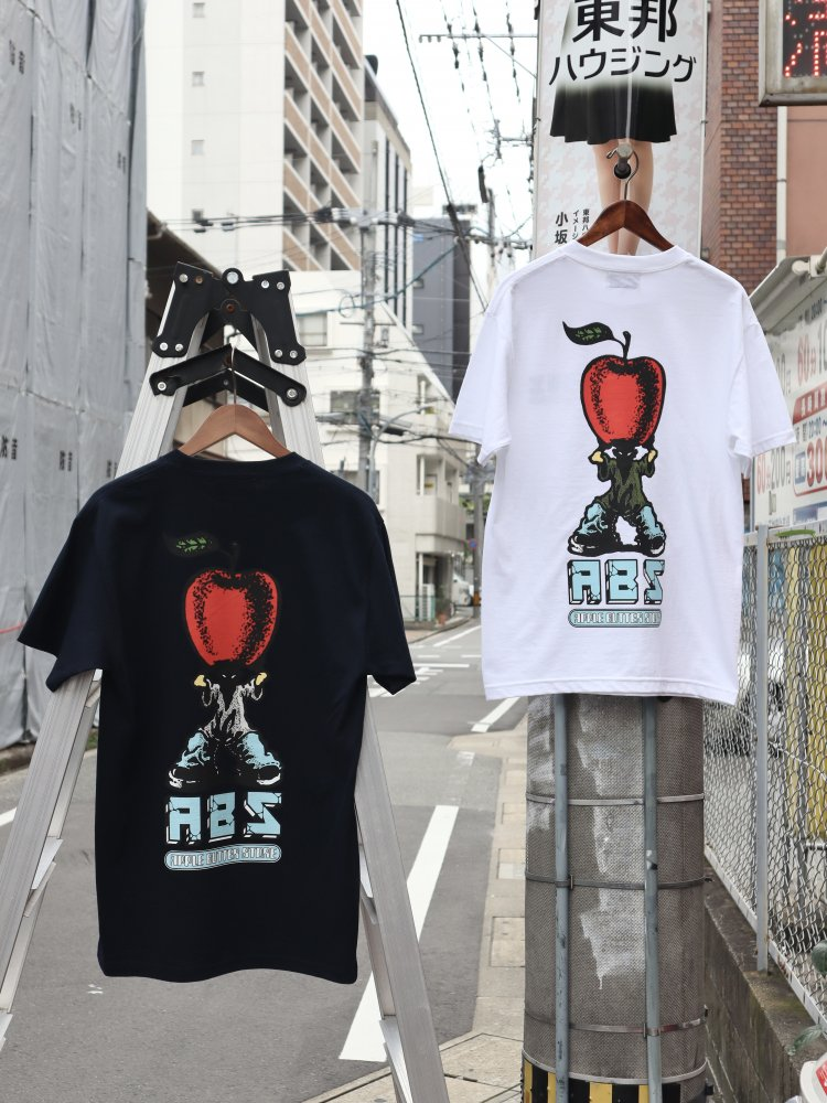 APPLE BUTTER STORE<br>ABS Big apple Tee<br>