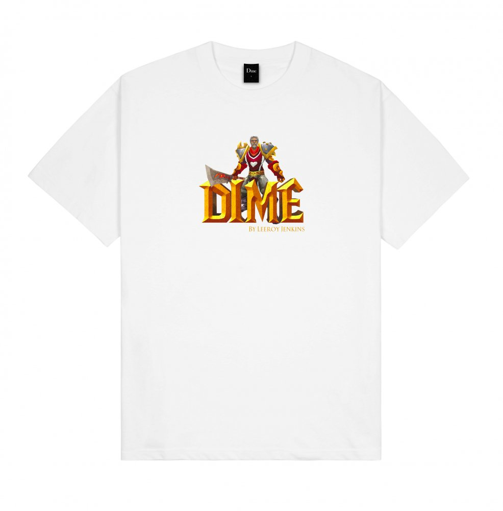 DIME<br>DIME BY LEEROY JENKINS T-SHIRT<br>