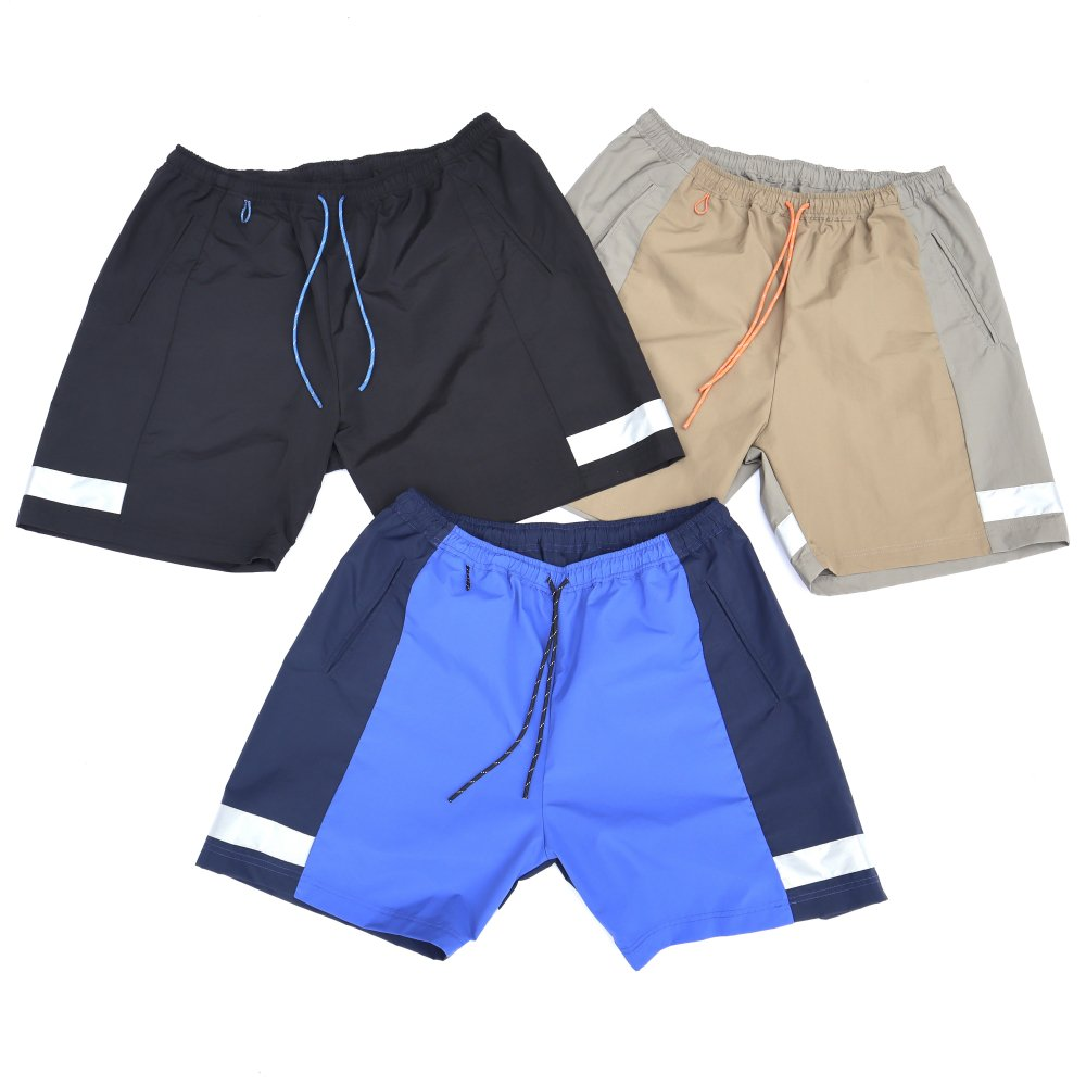APPLE BUTTER STORE<br>ABSports Reflective Nylon Shorts<br>