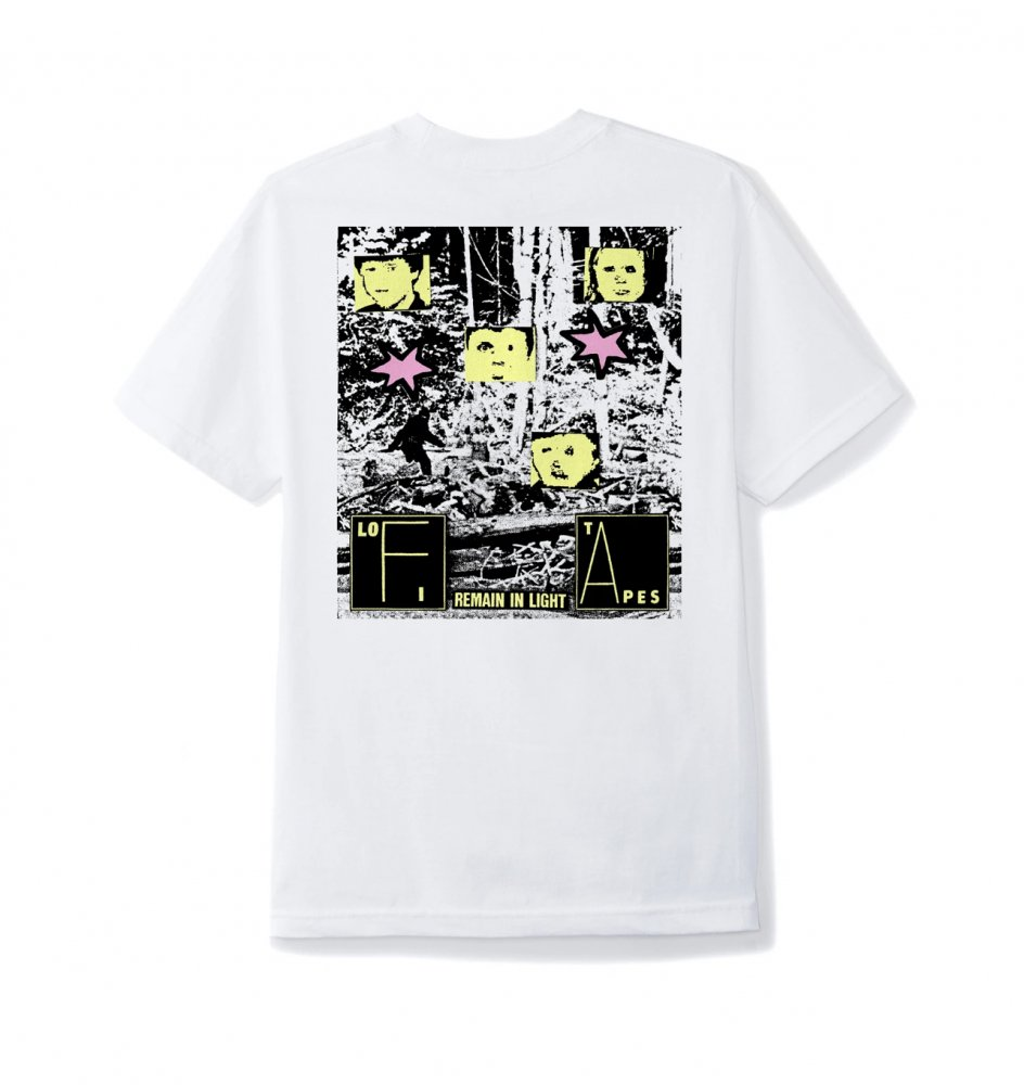 Lo-Fi<br>Remain In Light Tee<br>