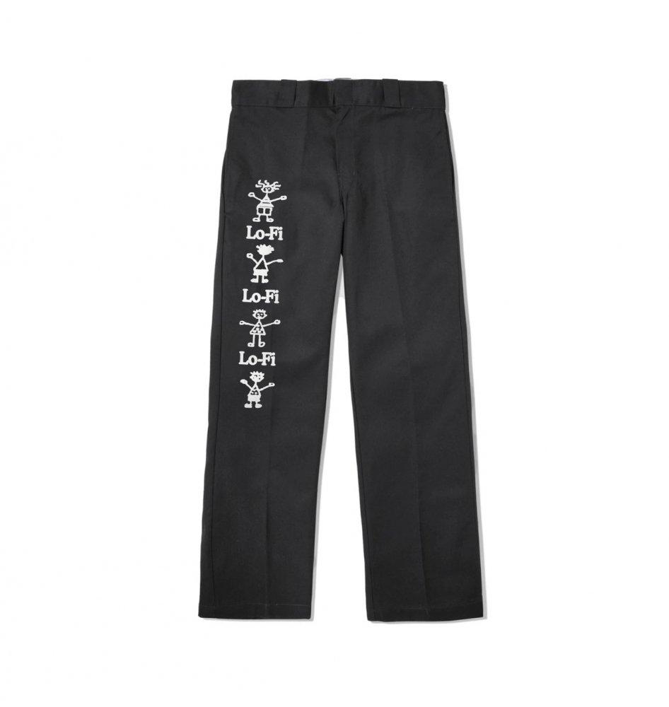 Lo-Fi<br>Be Kind Dickies Work Pants<br>