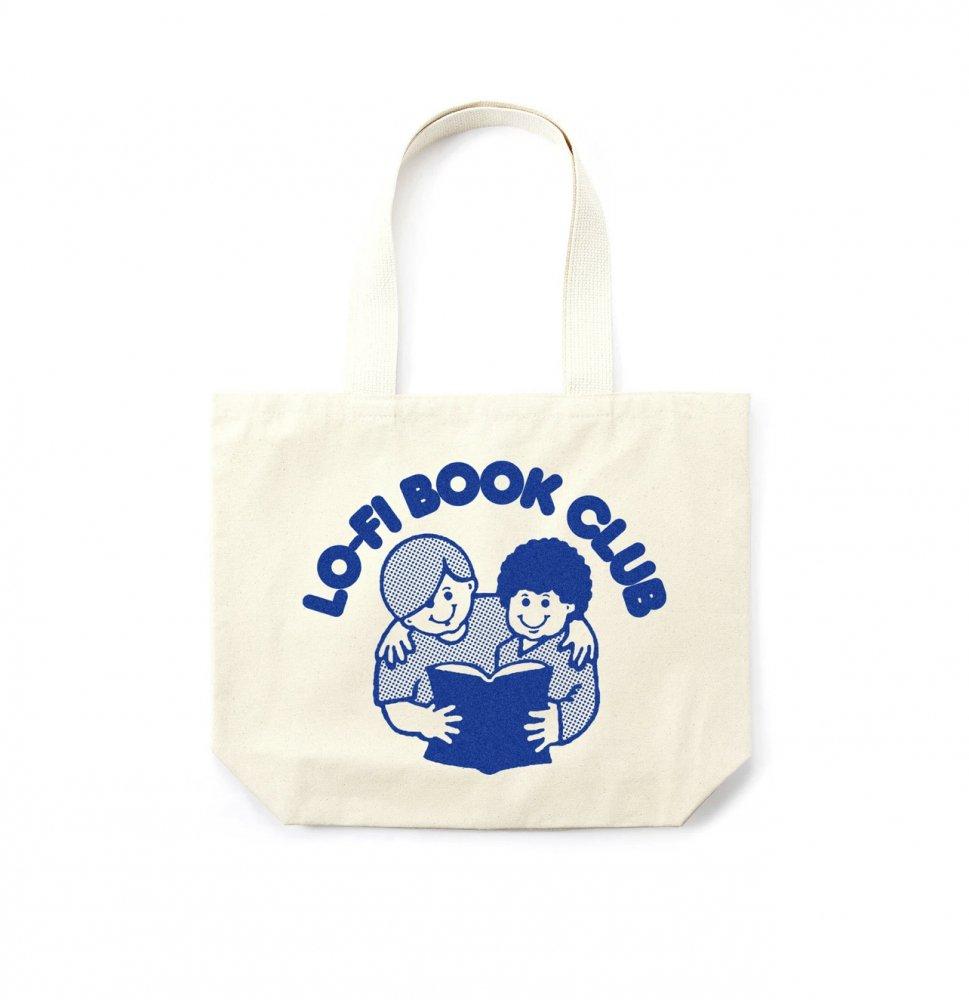 Lo-Fi<br>Book Club Tote Bag<br>