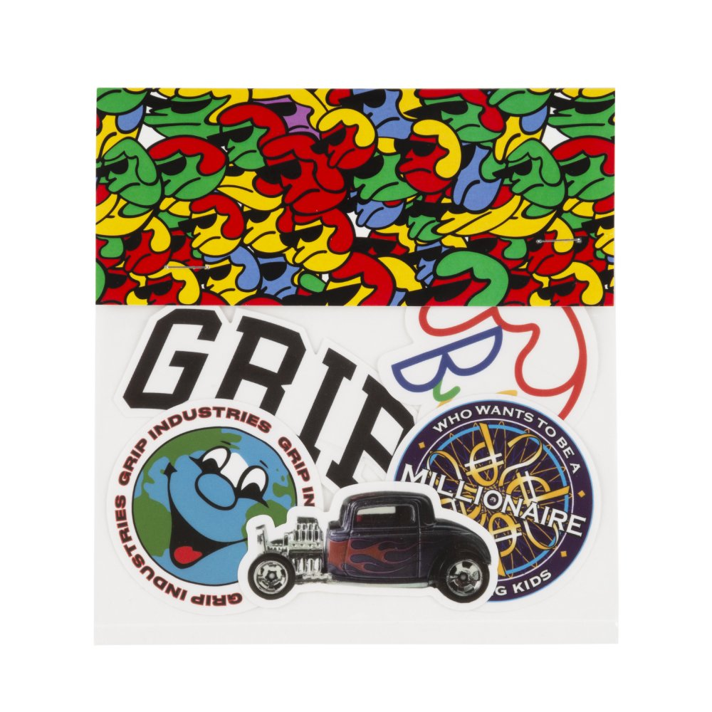 CLASSIC GRIP TAPE<br>STICKER PACK S21<br>
