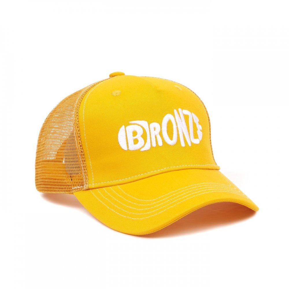 BRONZE56K<br>FOOTPRINT TRUCKER HAT<br>